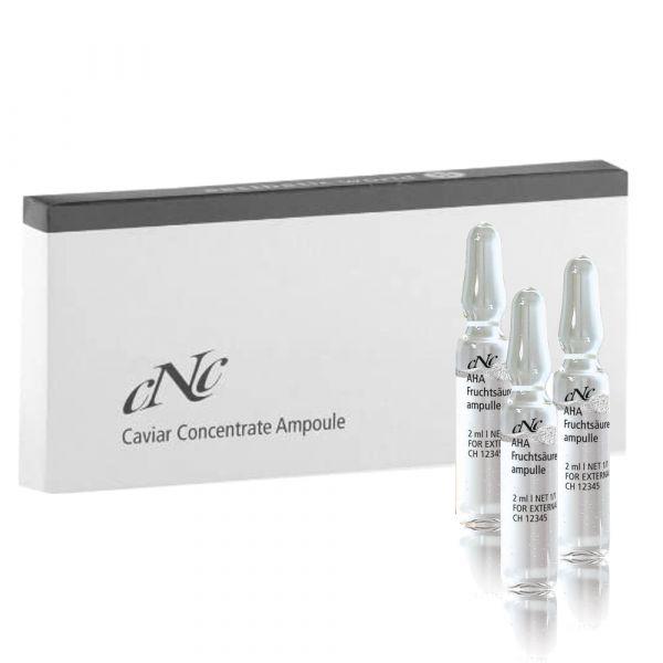 CNC Cosmetics - AHA Fruchtsäure Ampoules 10 X 2ml