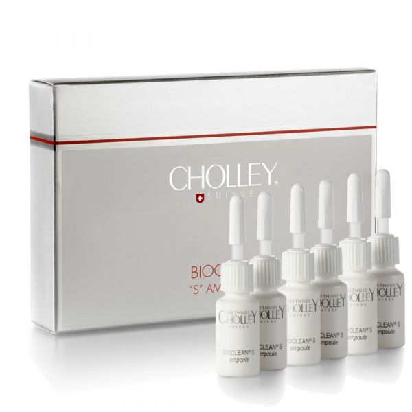 Colley Swiss - BIOCLEAN S Ampoules for AcneBlemish 6 x 5ml