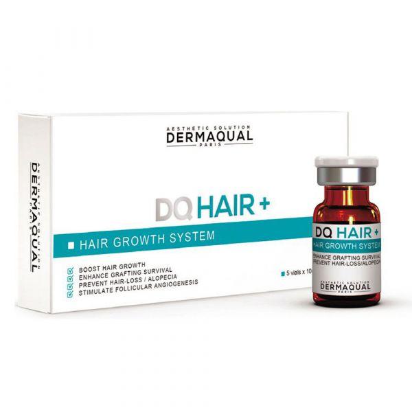 Dermaqual DQ HAIR+ 5x10ml