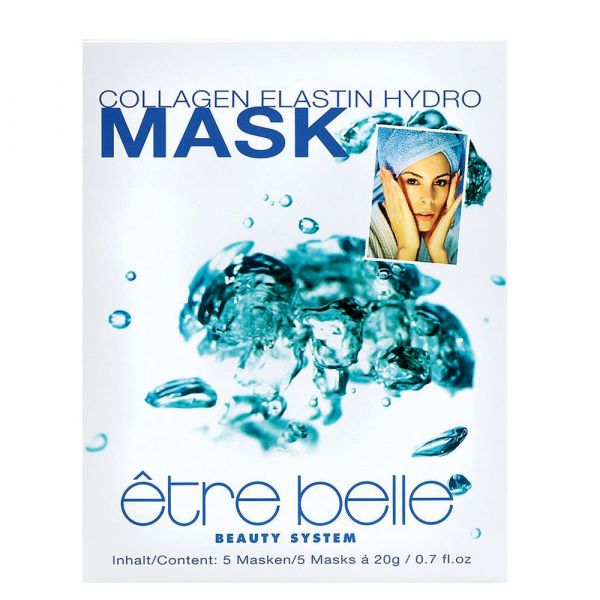 Etre Belle Collagen Elastin Hydro Mask 5pcs