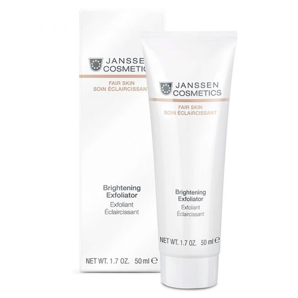 Janssen Cosmetics Brightening Exfoliator 50ml