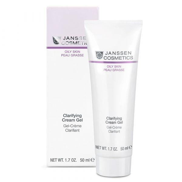 Janssen Cosmetics Clarifying Cream Gel 50ml