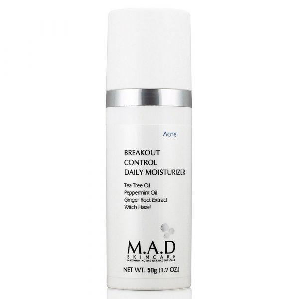 M.A.D Skincare Breakout Control Daily Moisturizer