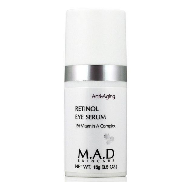 M.A.D Skincare Retinol Eye Serum