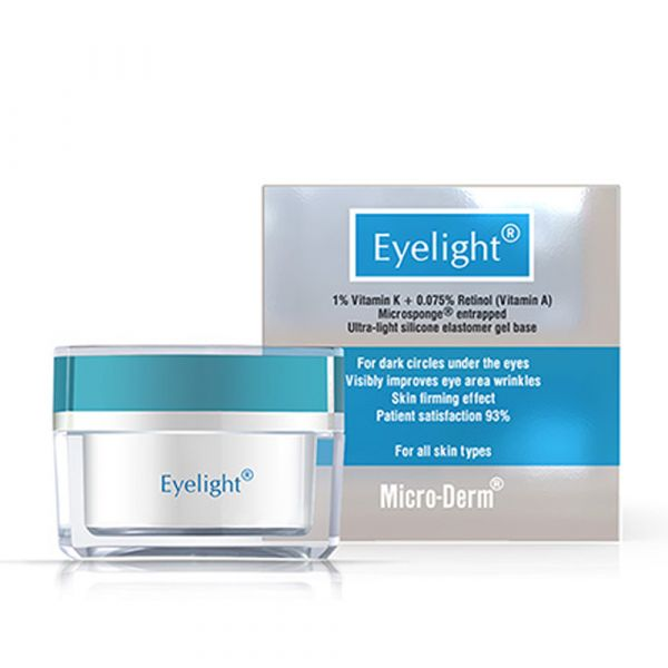Eyelight  microderm  soft gel