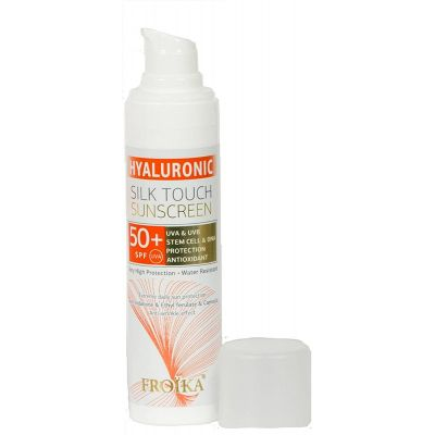 Froika - Hyaluronic Silk Touch Sunscreen Cream