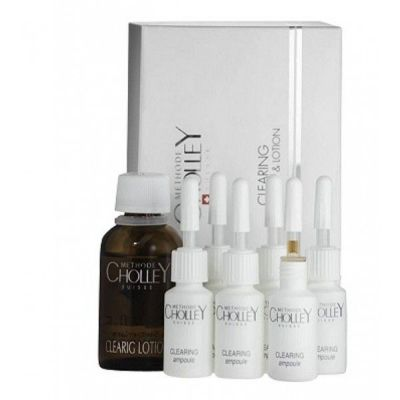 Cholley Swiss - Whitening Ampoules & Lotion (6 Treatments)