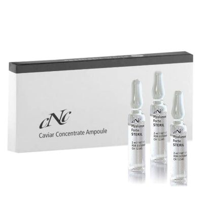 CNC Cosmetics - Hyaluron Forte Serum STERIL 10 X 2ml