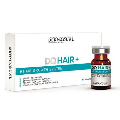 Dermaqual DQ HAIR+ 5x10ml