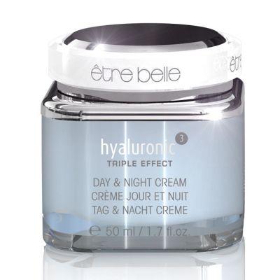 hyaluronic³ Day & Night Cream