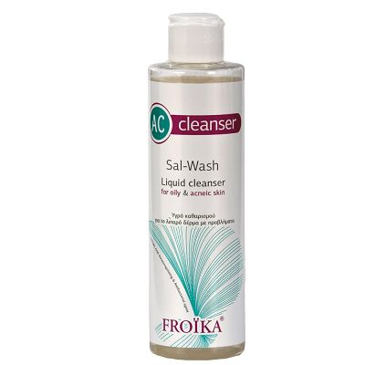 Froika AC Sal Wash Liquid Cleanser for Oily & Acneic Skin