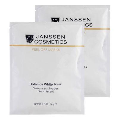 Janssen Cosmetics - Peel Off Botanica White Mask 2x30g