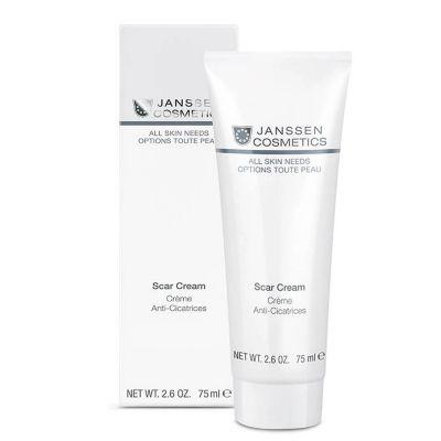 Janssen Cosmetics - Scar Cream 75ml