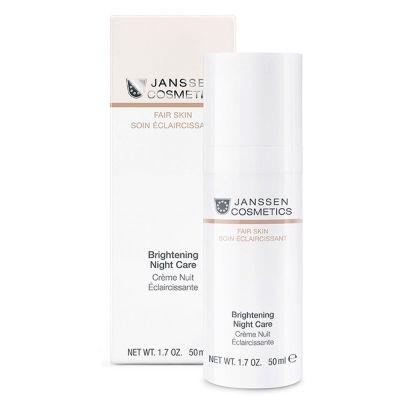 Janssen Cosmetics Brighthening Night Care 50ml