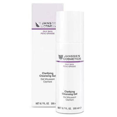 Janssen Cosmetics Clarifying Cleansing Gel 200ml