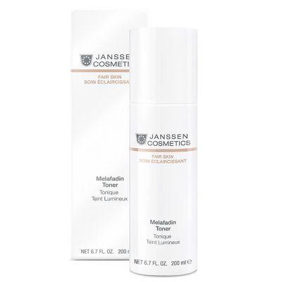 Janssen Cosmetics Melafadin Toner 100ml