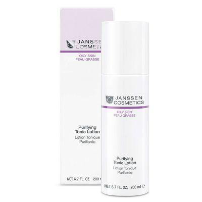 Janssen Cosmetics Purifying Tonic Lotion 200ml