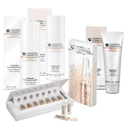 Janssen Cosmetics Whitening System Plus