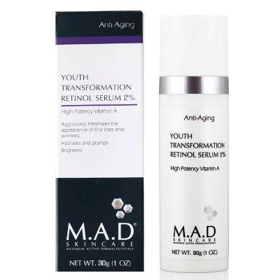 M.A.D Skincare - Youth Transformation Retinol Complex Serum