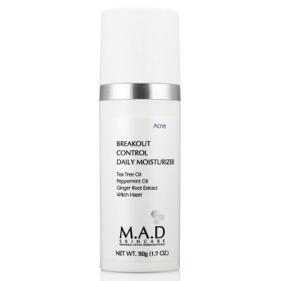 M.A.D Skincare Breakout Control Daily Moisturizer