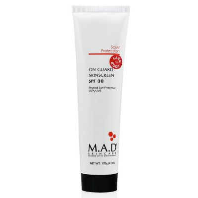 M.A.D Skincare On Guard SkinScreen SPF 30