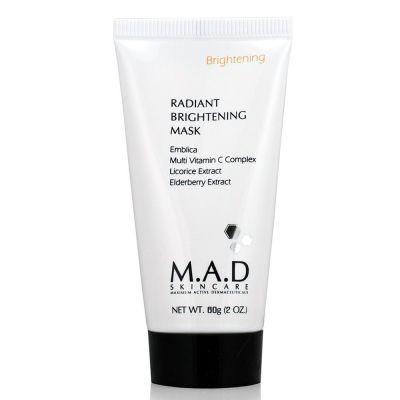 M.A.D Skincare Radiant Brightening Mask