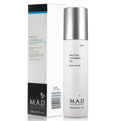M.A.D Skincare Salicylic Cleansing Gel